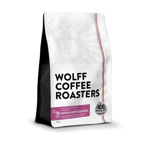 Papua New Guinea | Wahgi Valley | Nowek Farms - Wolff Coffee Roasters Specialty