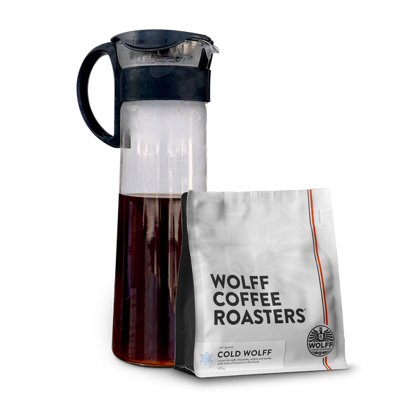 Cold Wolff Brewer Pack