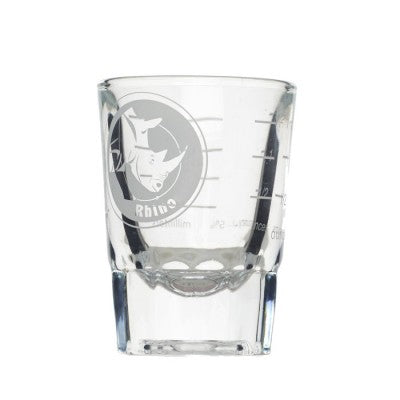 Rhinoware Shot Glass - Wolff Coffee Roasters Specialty