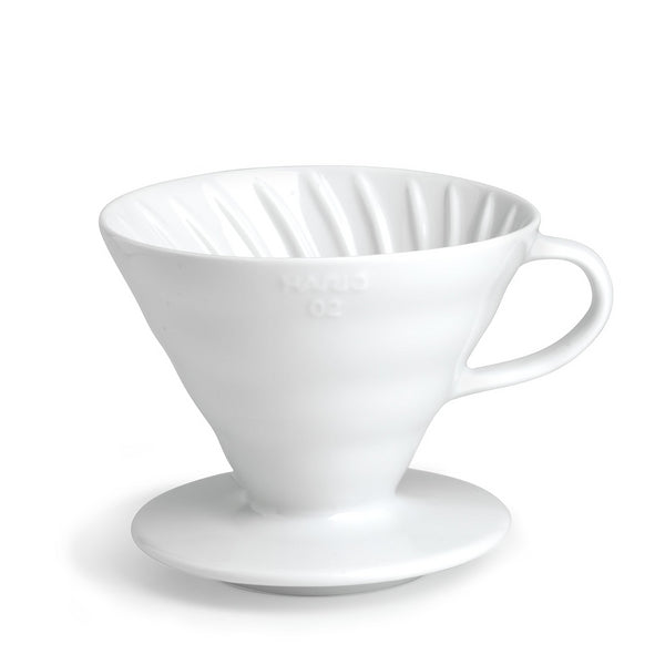 Hario Coffee Dripper V60 #2 - Wolff Coffee Roasters