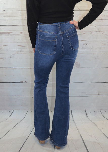 Take Me Out Flare Judy Blue Jeans