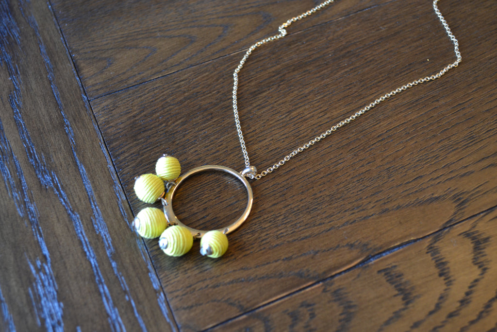 Balls of Fun Necklace