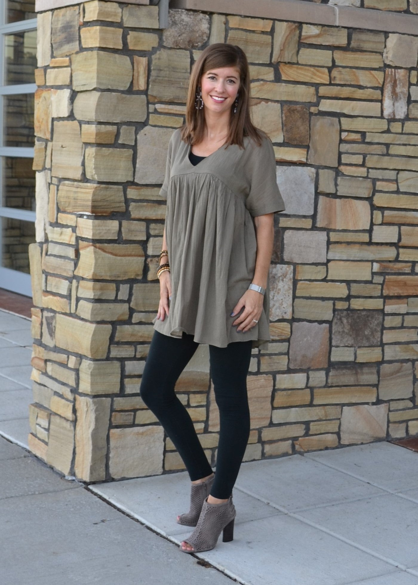 Simple as That Tunic