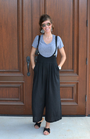 Linen Love Jumpsuit