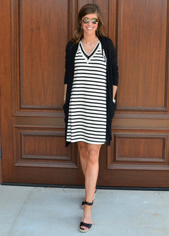 Charming Stripes Dress
