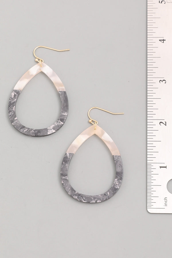 Delicate Tears Earrings