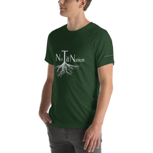 No Till Nation - Mens Short Sleeve  T-Shirt