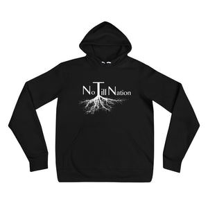 No Till Nation Unisex hoodie