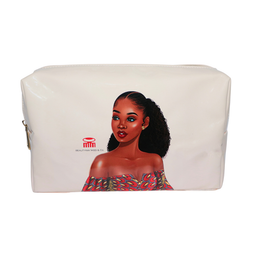 SERWAA Cosmetic Bag