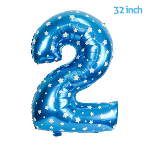 1st Birthday Party Decoration Child Kids Happy Birthday Balloon | Nicro Party