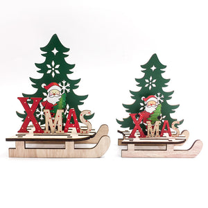 Wooden-Christmas-Pendant