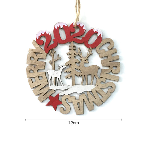 2020-Merry-Christmas-Wooden-Sign