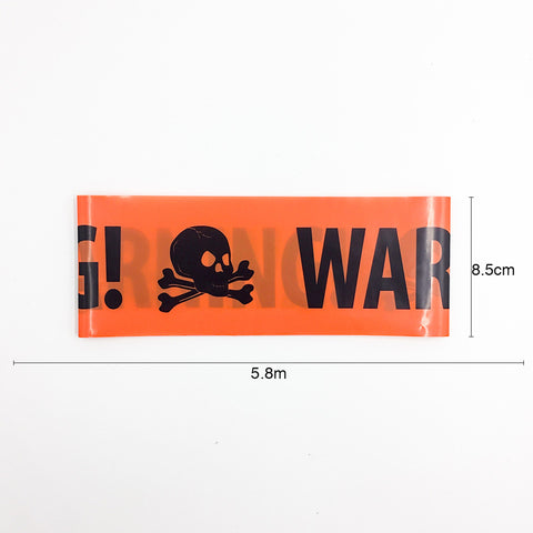 Image of Halloween-Warning-Tape