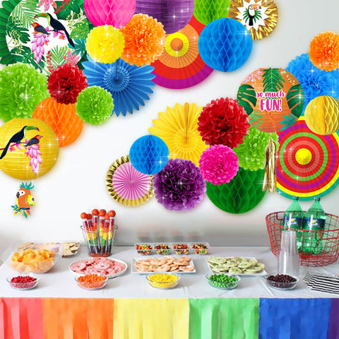 Tropical-Parrot-Party-Decoration-Kit