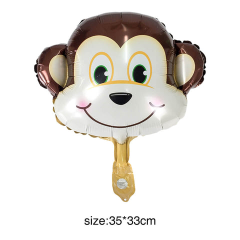 Image of Animal Air Balloons for Kid Birthday | Nicro Party
