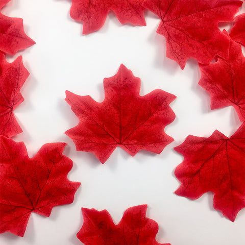 Image of Artifical Maple Leaves