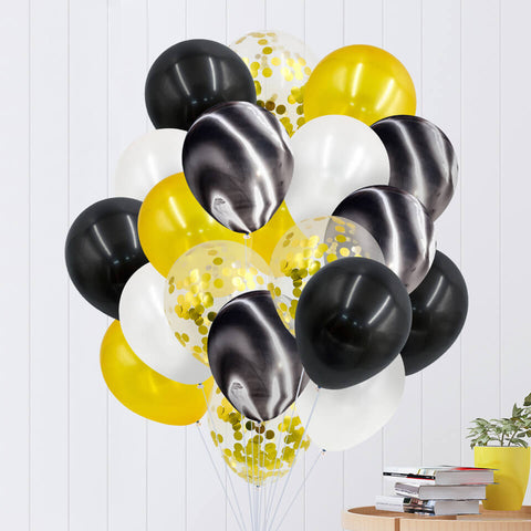20 pcs/set Colorful Multi Air Latex Balloons Kit | Nicro Party