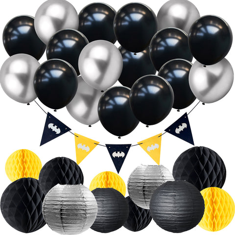 Image of Bat Theme Party Decoration Kit