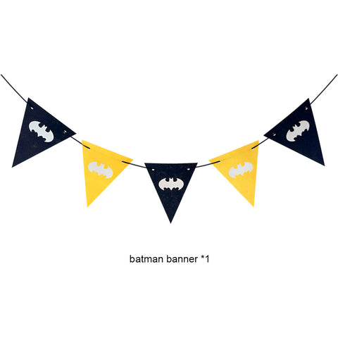Bat Theme Party Decoration Kit
