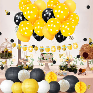 Bee Party Decoration Kit