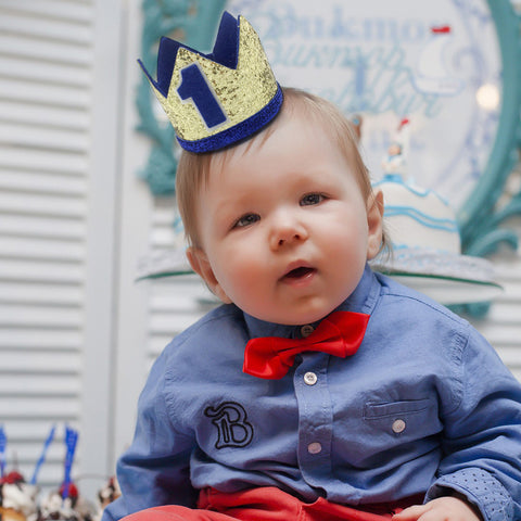Image of Blue Boy Birthdy Hat | Nicro Party