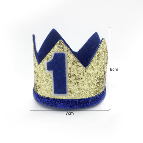 Blue Boy Birthdy Hat | Nicro Party