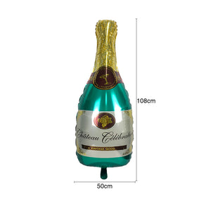Champagne Cup Beer Bottle Balloons | Nicro Party