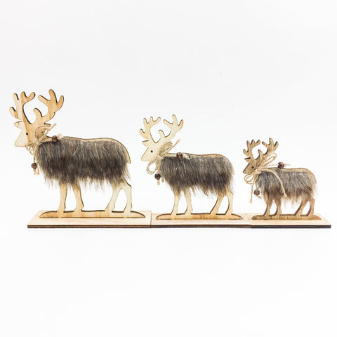 Hairy Elk Pendants | Nicro Party
