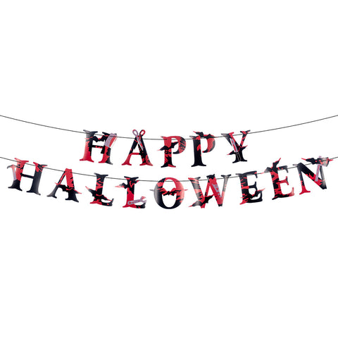 Image of Halloween Bleeding Party Garland | Nicro Party