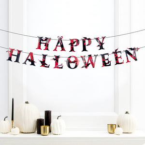 Halloween Bleeding Party Garland | Nicro Party