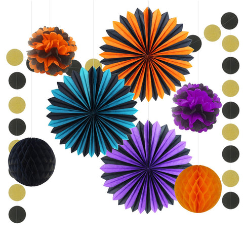 Image of Halloween Party Decoration Kit