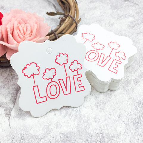 Image of Love Card | Nicro Party
