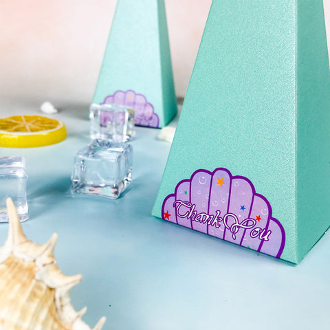Image of Mermaid Party Candy Boxes