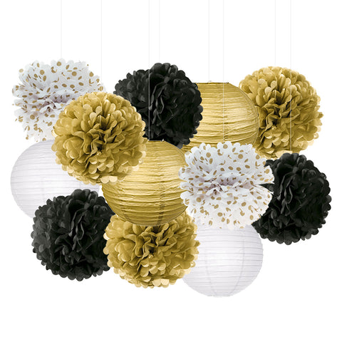 Image of New Year 2020 Gold Party Decoration Kit | Nicro Party