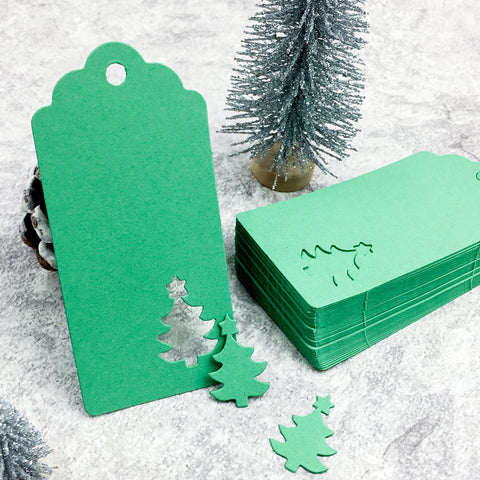 50 pcs/set Handmade Paper Tags | Nicro Party