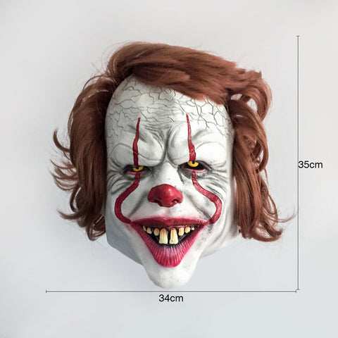 Image of Pennywise Mask | Nicro Party