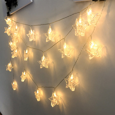 Image of LED Photo Hanging Clips