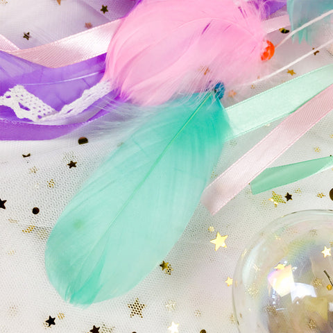 Image of 4 Colors Unicorn Dream Catcher