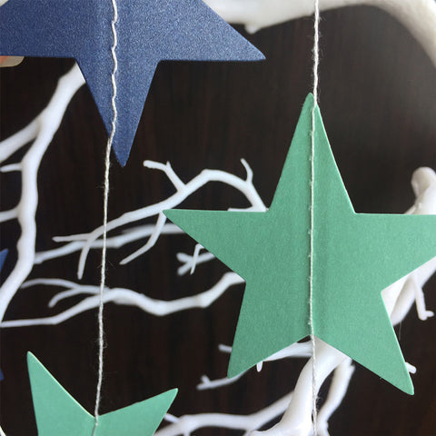 Xmas Star Garland | Nicro Party
