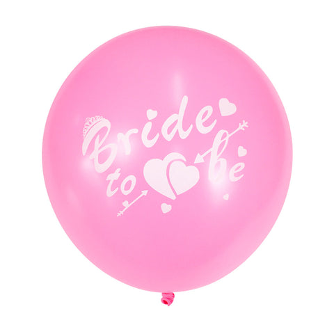 Image of Bride to be Balloons Kit | Nicro Party