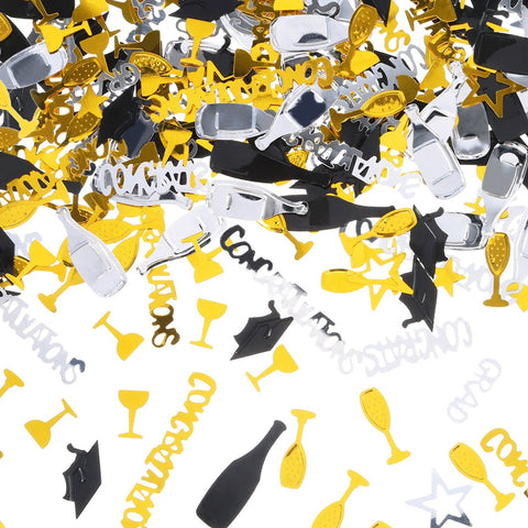 Image of Graduation 2019 confetti