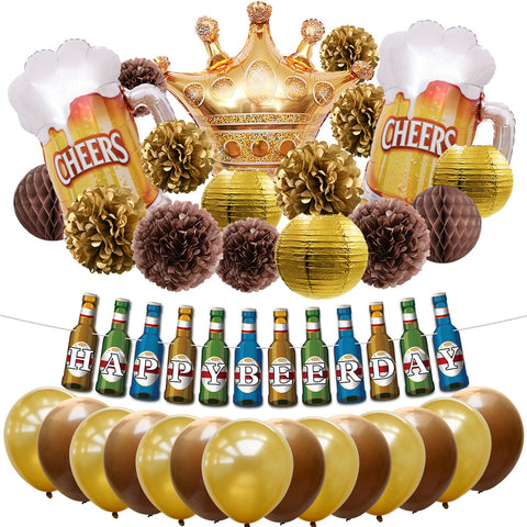 Image of National Beer Day Decoration Kit