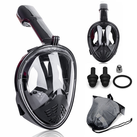 Image of EXPLORER PRO SNORKEL FULL FACE MASK KIT