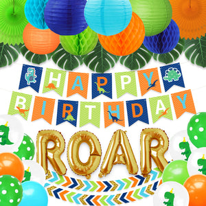 ROAR Birthday Decoration