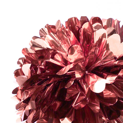 Image of Rose Gold Party Decoration flowers
