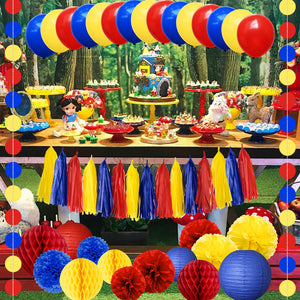 Snow White Theme Party Decoration Kit