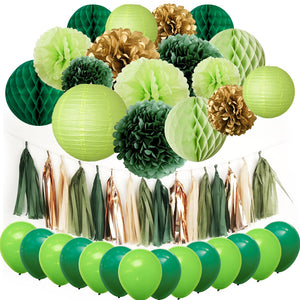 Summer Party Decoration Kit