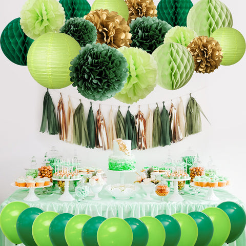 Image of Summer Party Decoration Kit