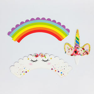 unicorn party decoration