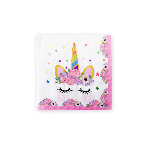 Image of unicorn party decoration